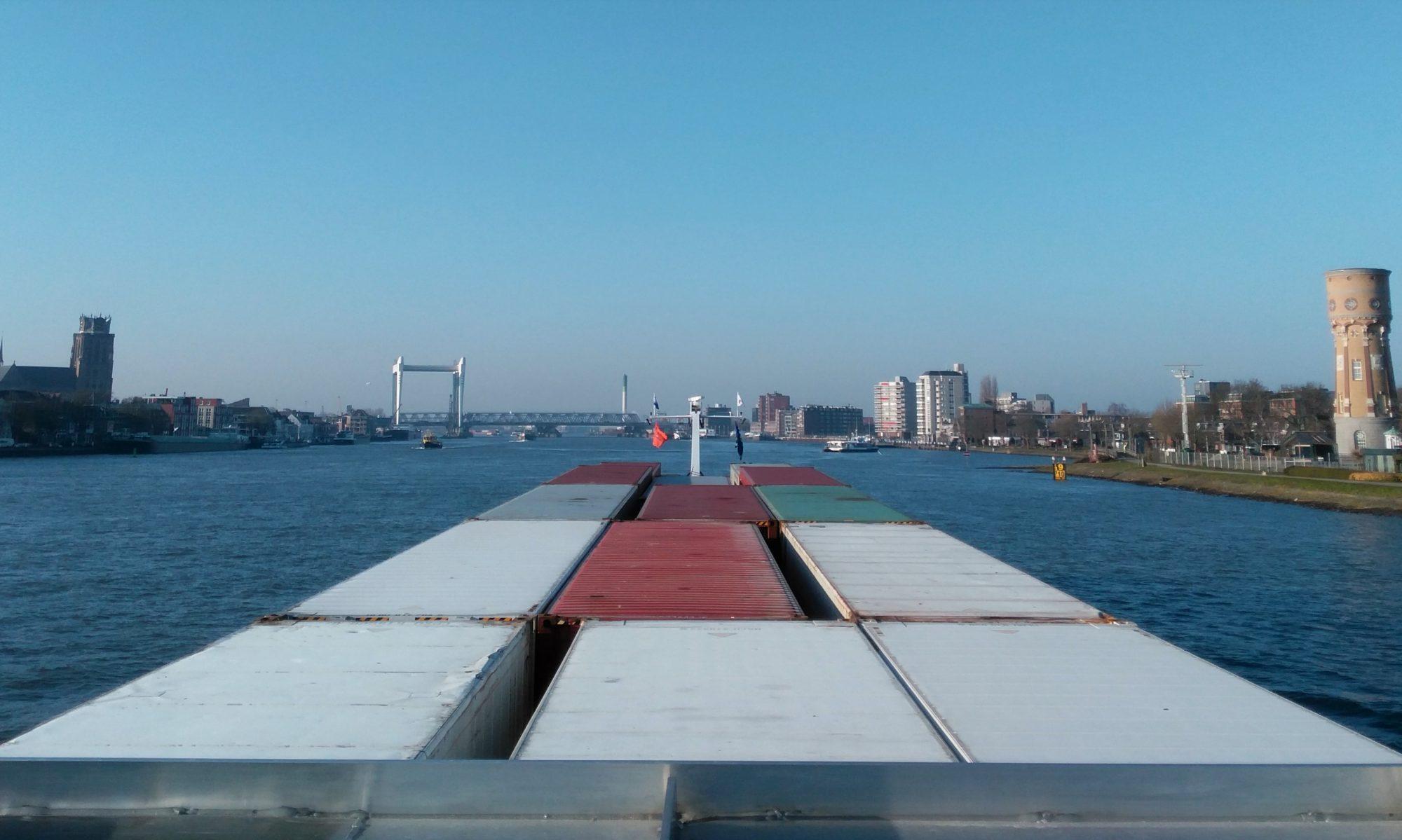 Boere Vof. Dienstverlening Binnenvaart
