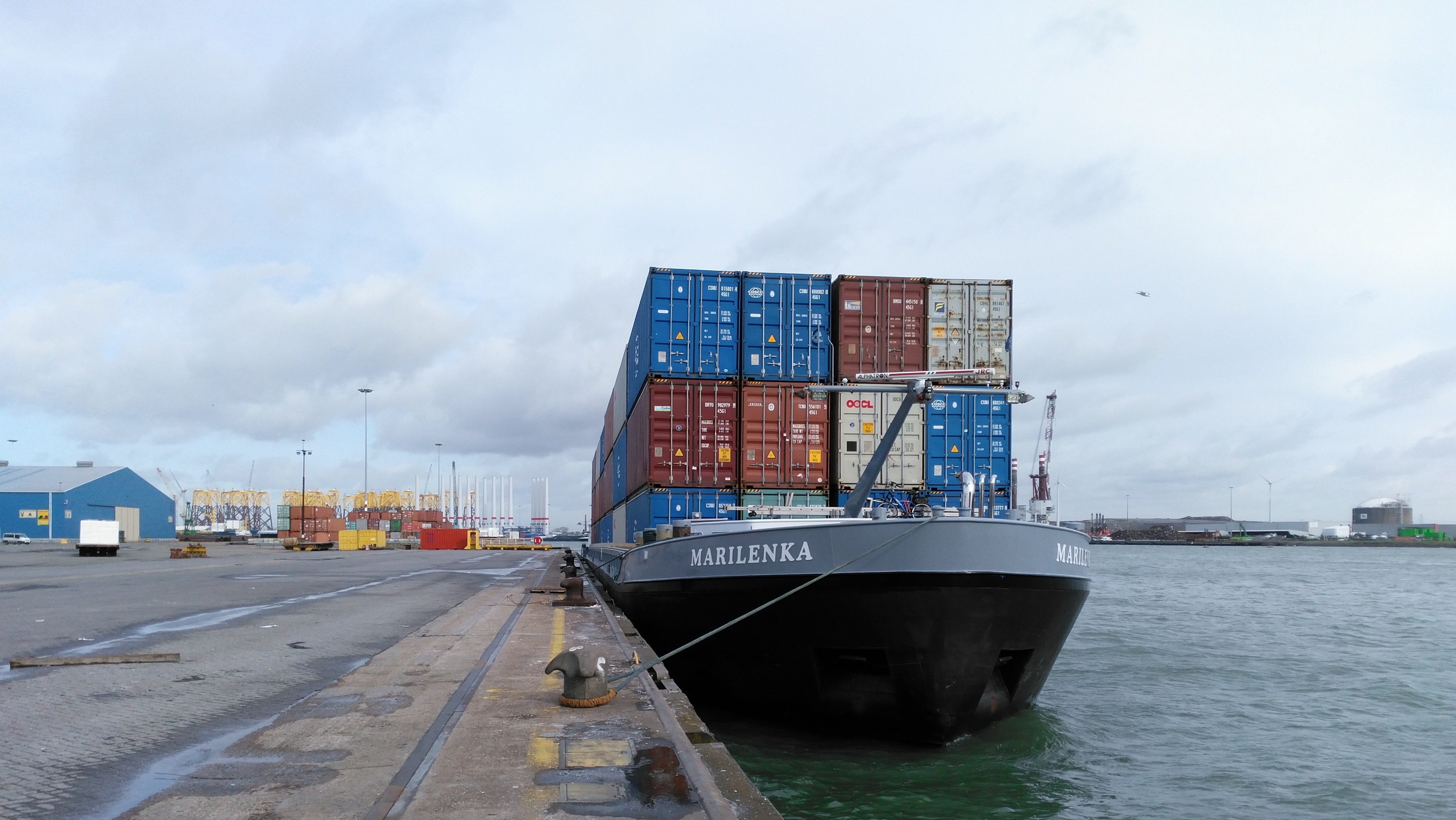 Containerschip Marilenka